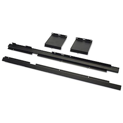 APC Baying Kit for 42U SX to VX or VS - 24 inch centers Montagekit - Zwart