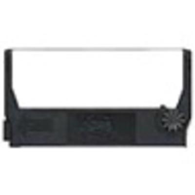 Epson Mini Printer Fabric Ribbon - Black Printerlint - Zwart