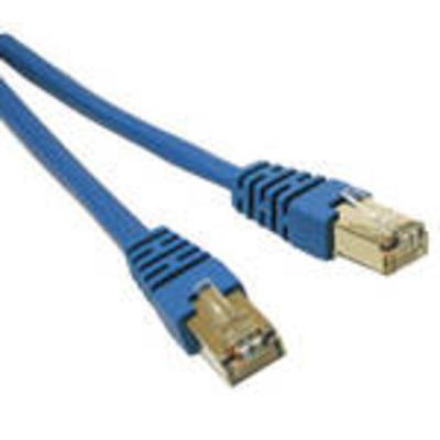C2G 1m Cat5e Patch Cable Netwerkkabel - Blauw