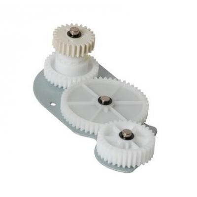 Samsung printing equipment spare part: Idle Gear - Metallic, Wit