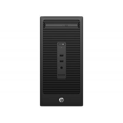 Hp pc: 200 280 G2 MT 500GB  - Zwart