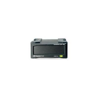 Lenovo tape drive: ThinkServer LTO-6 Linear Tape Drive Kit - Zwart