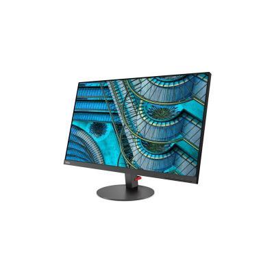 Lenovo ThinkVision S27i Monitor - Zwart