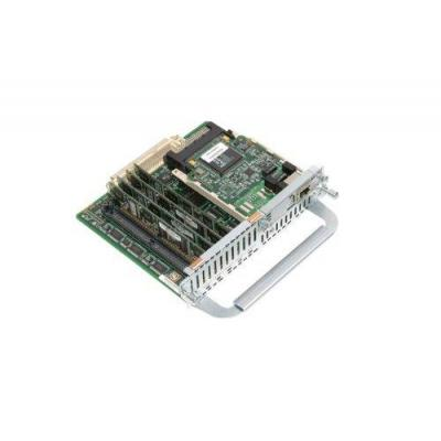 Cisco voice network module: IP Communications High-Density Digital Voice/Fax Network Module