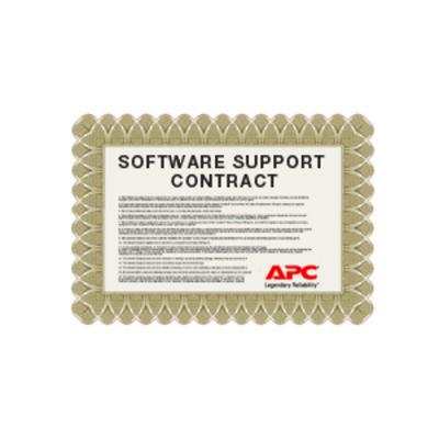 APC 3 Year 1000 Node InfraStruXure Central Software Support Contract Garantie