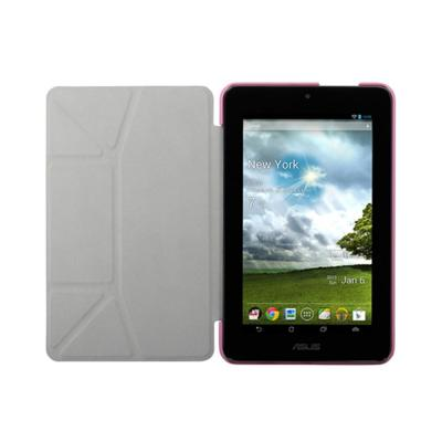 Asus tablet case: MeMO Pad HD 7 TransCover - Roze