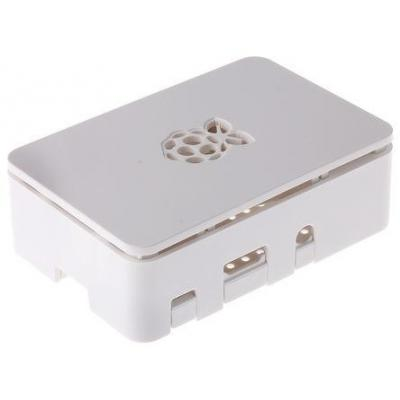 Raspberry pi : RS Pro 2 B, B+ Development Board Case, White