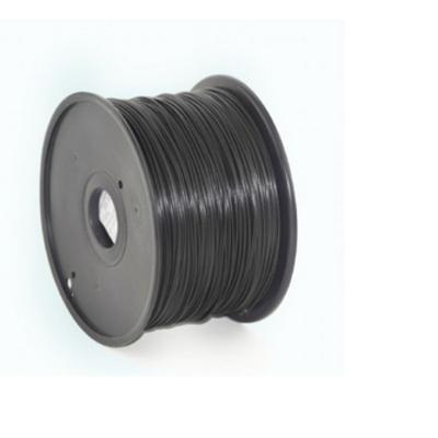 Gembird ABS filament, zwart, 1.75 mm, 1kg 3D printing material