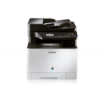 Samsung multifunctional: CLX-4195FN 4-in-1 - Zwart, Cyaan, Magenta, Geel