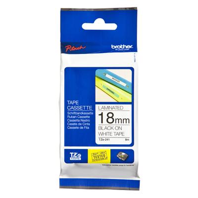Brother TZe241 Labelprinter tape