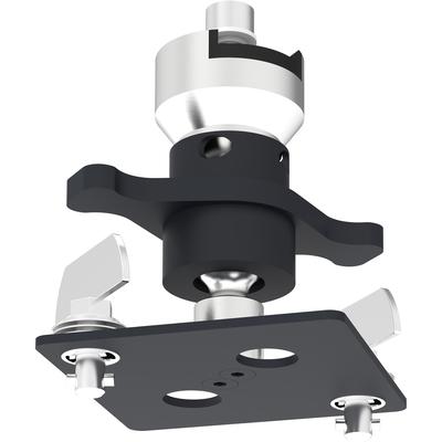 SmartMetals Verhuurset 1, vaste lengte 11 cm, voor Trigger Clamp, excl. bracket Projector plafond&muur steun .....