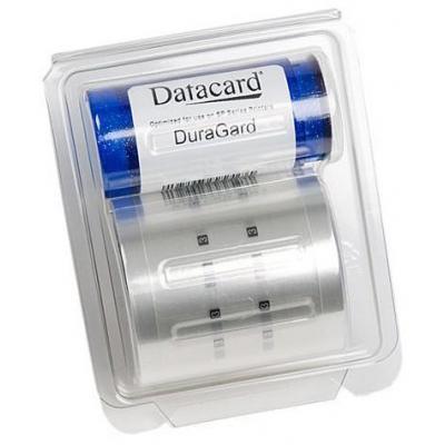 DataCard 1.0 mil Clear DuraGard Laminate, 300 imprints Lamineerfilm - Transparant