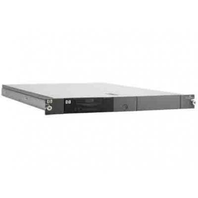 Hewlett Packard Enterprise Rackmount chassis - 1U form factor with interfaces for USB, SAS, .....