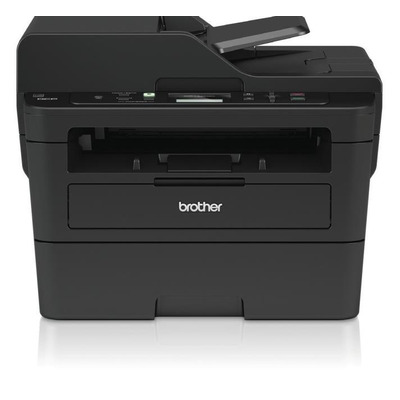Brother multifunctional: A4, 1200 x 1200 dpi, 34 ppm, 600 MHz, 128 MB, Ethernet, USB 2.0, 440 W - Zwart