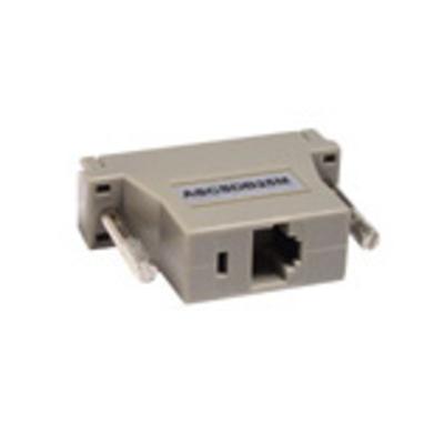 Raritan RJ-45(F) -> DB25(M) adapter Kabel adapter - Grijs