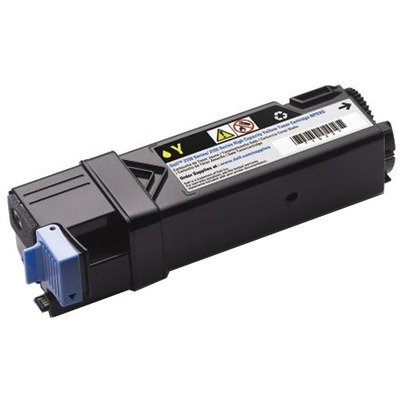 Dell toner: 59311037 2500pag high capacity - Geel