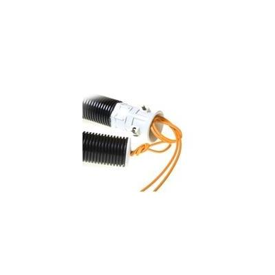 Intronics optische cross connect apparatuur: Glasvezel trekoog