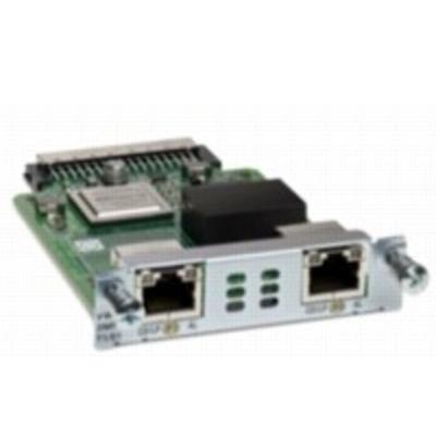 Cisco VWIC3-2MFT-G703= Netwerkkaarten & -adapters