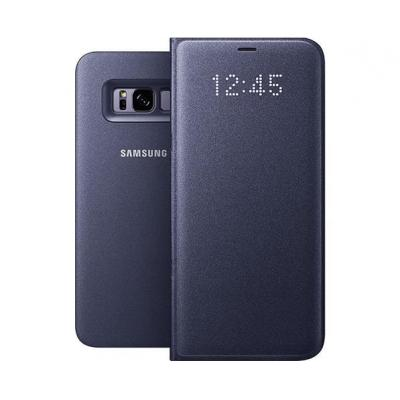 Samsung mobile phone case: Galaxy S8+ LED View Cover Violet