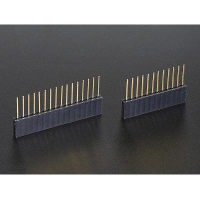 Adafruit : 12-pin + 16-pin female headers