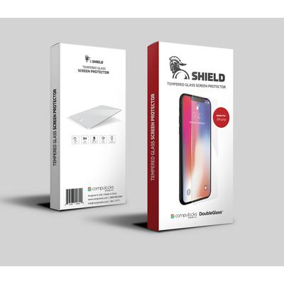 Compulocks DoubleGlass Screen Shield Screen protector - Transparant