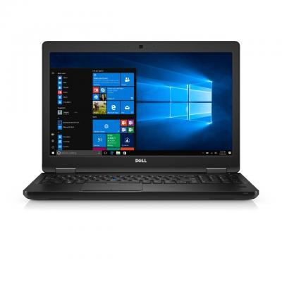 DELL laptop: Precision M3520 - Zwart