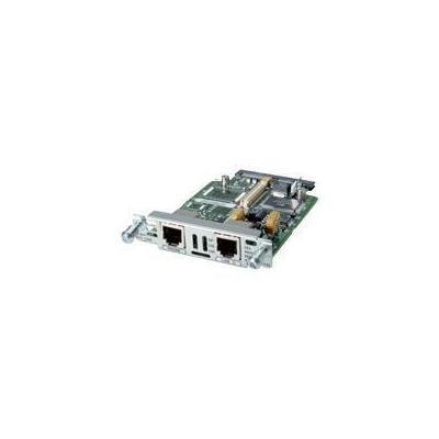 Cisco netwerkkaart: WIC-1AM-V2, 1-port analog modem WIC (Refurbished LG)