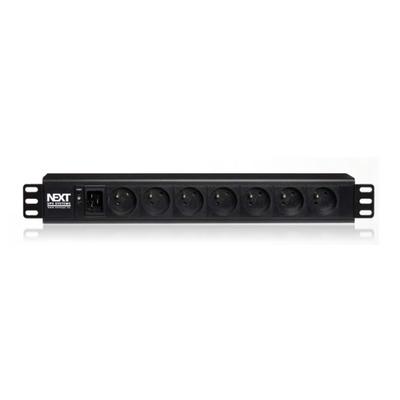 NEXT UPS Systems 88012 Energiedistributie - Zwart