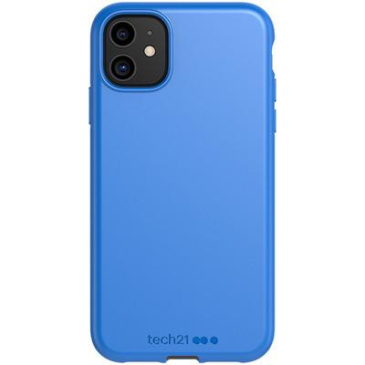 Antimicrobial Backcover iPhone 11 - Cornflour Blue - Blauw / Blue Mobile phone case