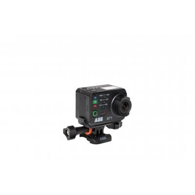Aee camera: S71T+ Action Camera - 4k/15fps, 2,7k/30fps - WiFi, Touch Screen TFT Scherm