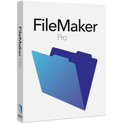 Filemaker software: Pro