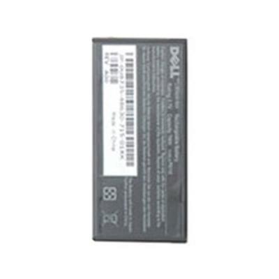 Dell batterij: 7 WHR 1-Cell Lithium Ion - Zwart
