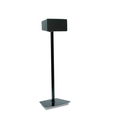 Flexson speakersteun: Floorstand for SONOS PLAY:3, Black, Single - Zwart