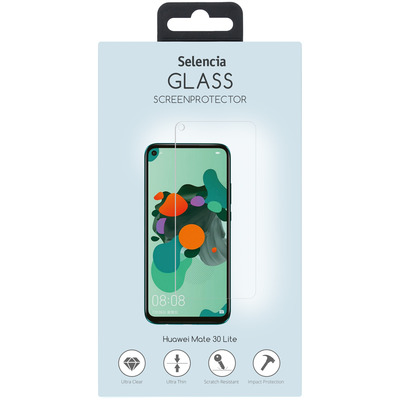 Gehard Glas Screenprotector Huawei Mate 30 Lite - Screenprotector Mobile phone case