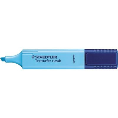 Staedtler Textsurfer classic, Blauw, 10 Pack Markeerstift
