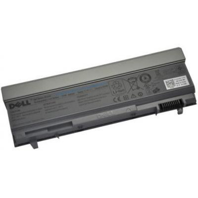 Dell batterij: 90 Whr, 9-Cell, 11.1 V - Grijs
