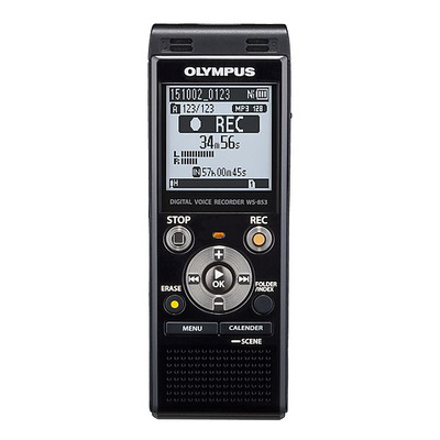 Olympus V415131BE000 voice recorders