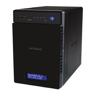 Netgear Ready214 NAS - Zwart