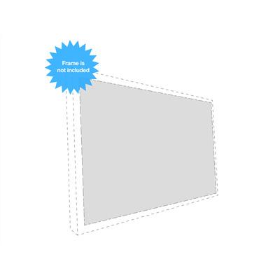 Multibrackets 4722 Materialen voor projectieschermen