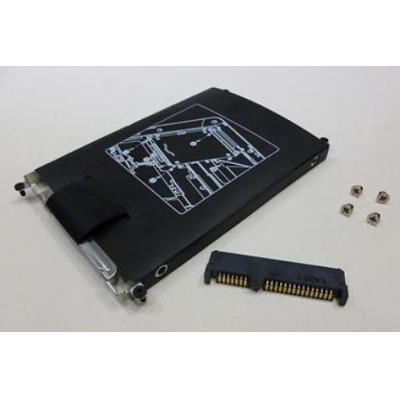 HP 730539-001 notebook reserve-onderdeel - Zwart, Metallic