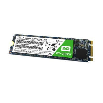 Western digital SSD: Green PC SSD 120GB