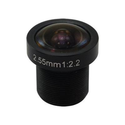 Acti beveiligingscamera bevestiging & behuizing: Fixed Focal f2.55mm, F2.2
