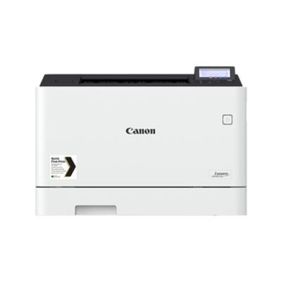 Canon LBP663Cdw Laserprinter - Zwart, Cyaan, Magenta, Geel