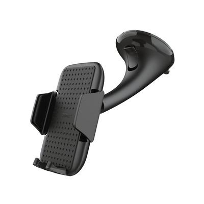 Trust RUNO PHONE WINDSHIELD CAR HOLDER Houder - Zwart