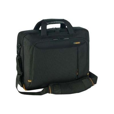 DELL Meridian II-met opening bovenaan - voor laptops met een scherm van maximaal 39,62 cm (15,6'') Laptoptas - Zwart