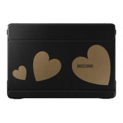 Samsung tablet case: EF-EP900B - Zwart, Goud