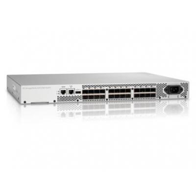 Hewlett Packard Enterprise StoreFabric HPE 8/8 Switch - Grijs