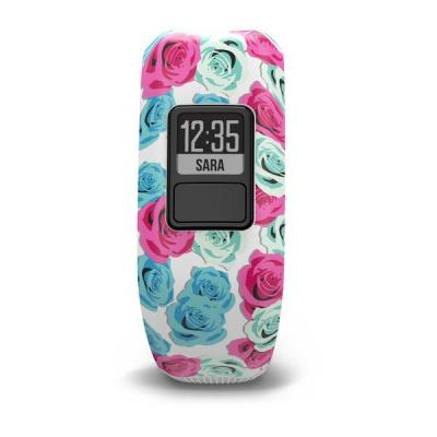 Garmin wearable: vívofit jr - Blauw, Roze, Wit