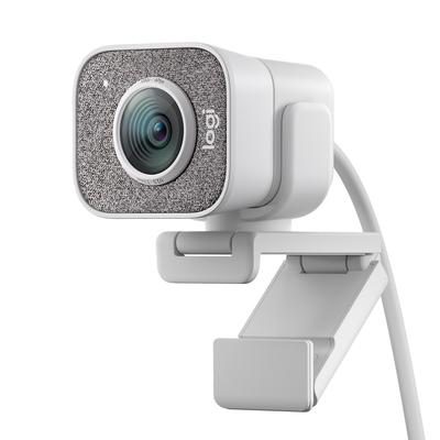 Logitech StreamCam Webcam - Wit