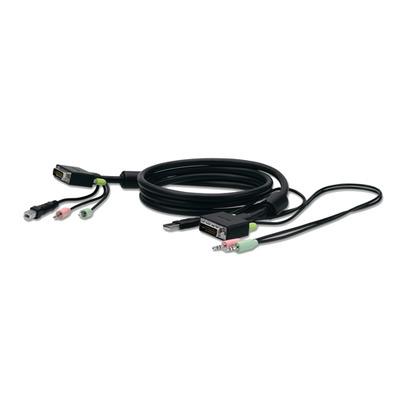 Belkin F1D9104-10 KVM kabel